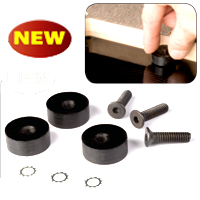 Router Plate Cam Adjusters