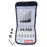 Snappy Deluxe Drill Bit Kit