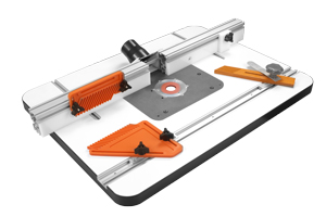 "Supreme Router Table Package #3 - The Supreme Router Table comes with all the ""bells and whistles""!"